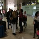 TY students arrive in Valencia