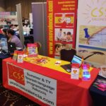 CSS promotional stand
